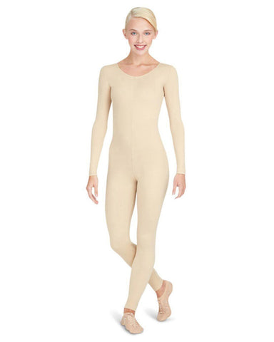 Capezio Long Sleeve Unitard Child