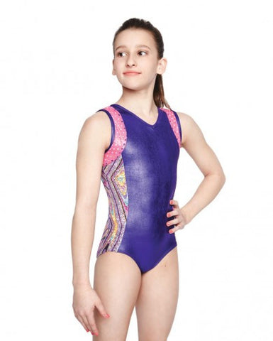Capezio Dive Roll Gymnastics Leotard