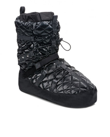 Capezio Quilted Warm Up Booties