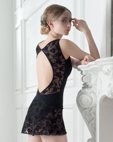 Grishko Camisole Leotard with Lace Back