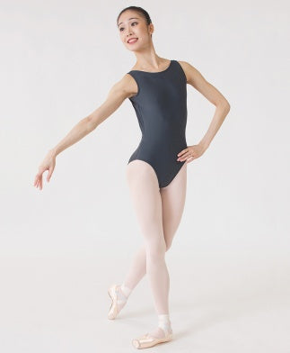 Sonata Boat Neck Square Back Leotard