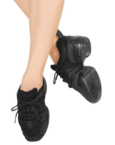 Sansha Tutto Nero Dance Sneakers