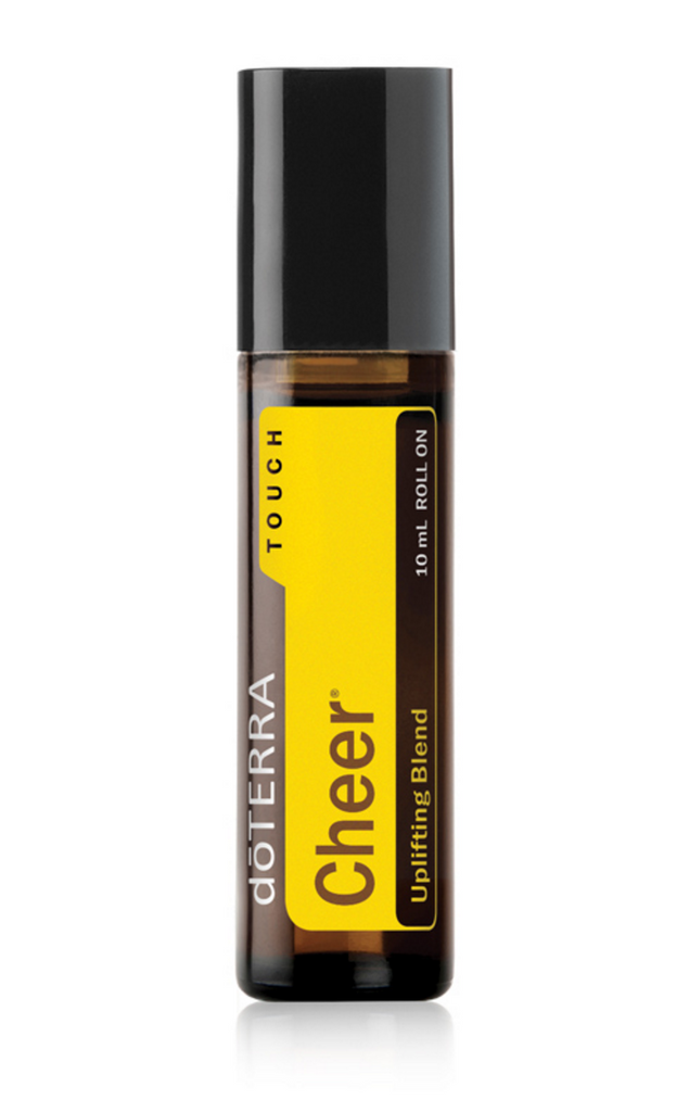 Cheer Touch - Essential Oil Blend (Pre-Order)