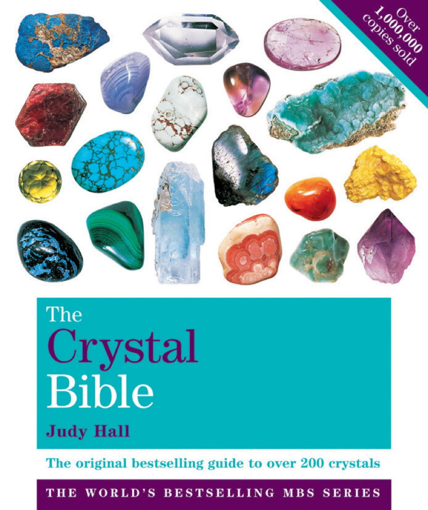 The Crystal Bible Volume 1 (Pre-Order)