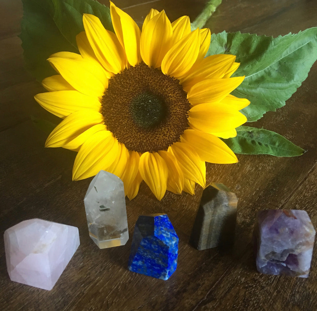 Mixed Crystal Point Bundle