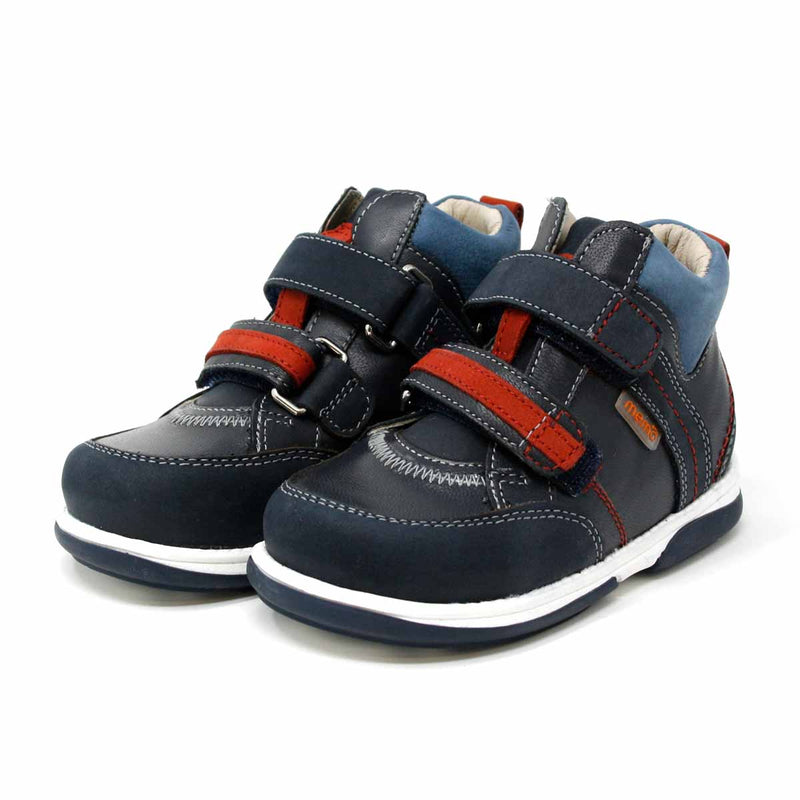 Memo Polo Junior Kinderschuh_marineblau_PHILmed