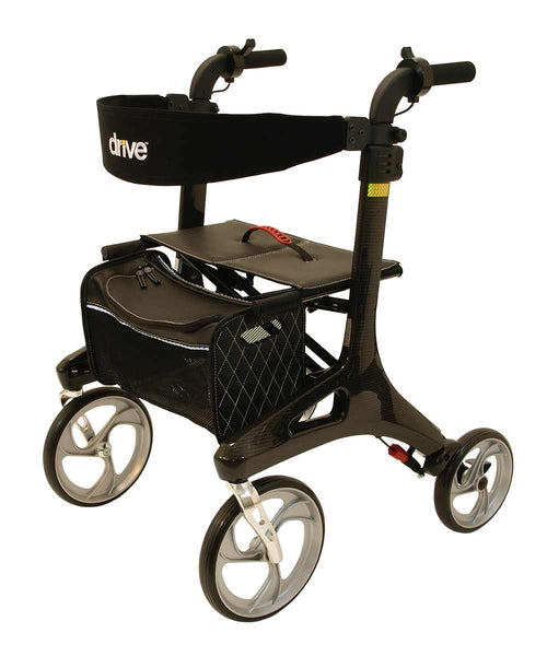 Drive Medical Rollator Nitro Carbon Twist