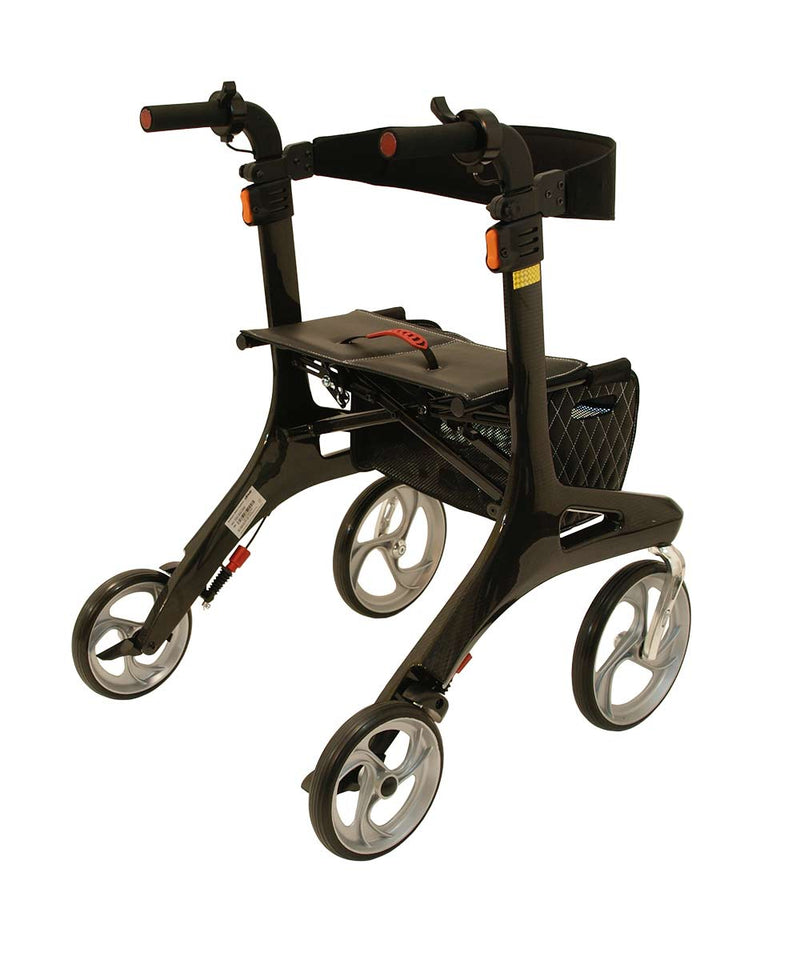 Drive Medical Rollator Nitro Carbon Twist - PHILmed Gesundheit