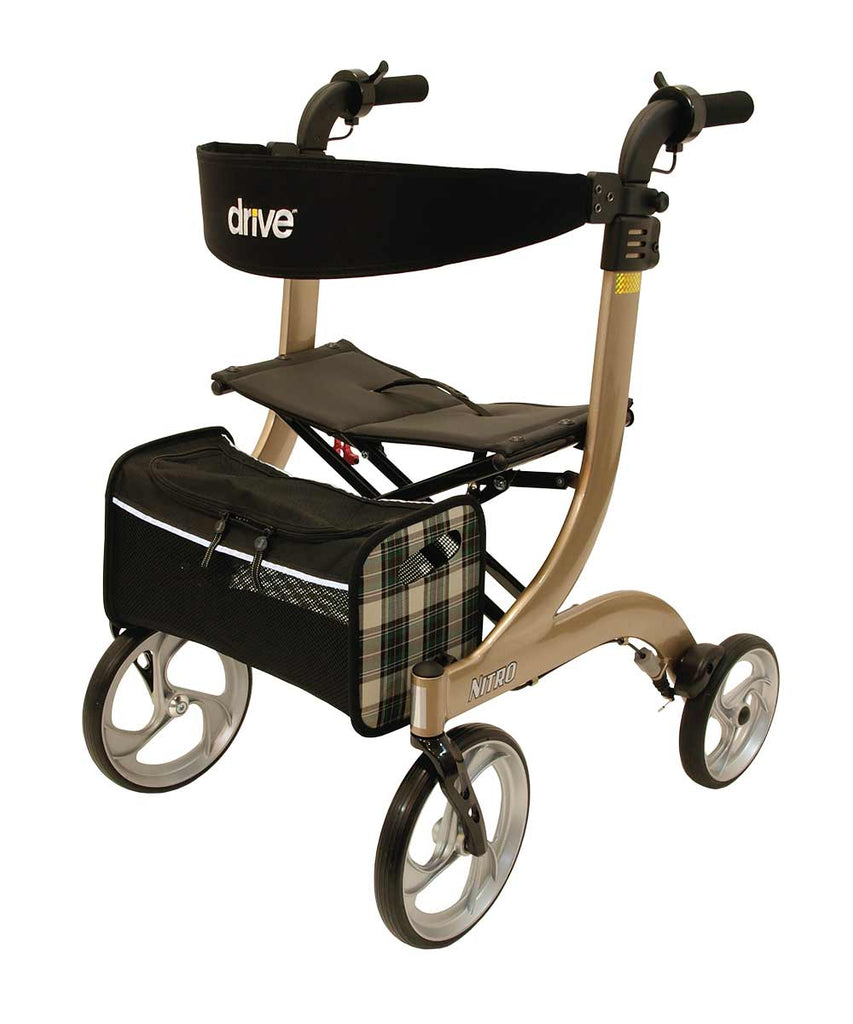 Drive Medical Rollator Nitro Twist - Online Shop PHILmed Gesundheit