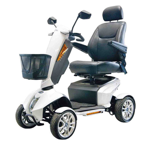 Drive Medical Scooter NL500 Supreme 50 Ah, weiß