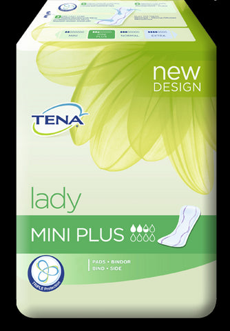 TENA Lady Mini Plus, Einlagen, Frauen 160 Stk.