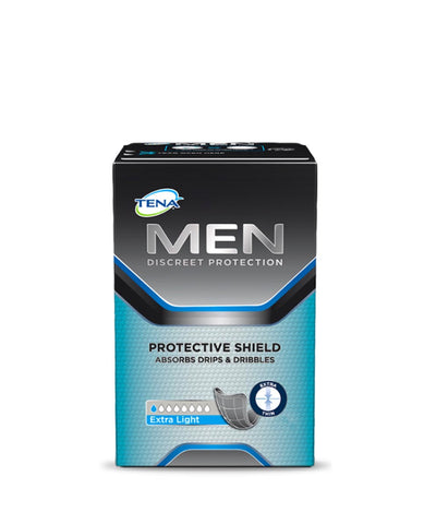 TENA Men Protective Shield Extra Light, Einlagen 112 Stk.