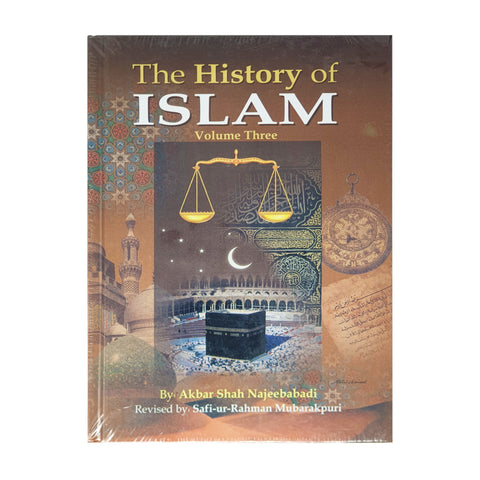 The History of Islam (3 Vol Set)