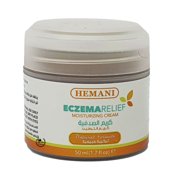 Eczema Relief Moisturizing Cream