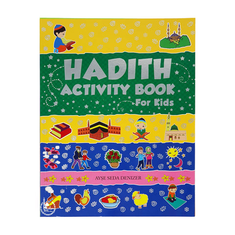 Hadith Activity Book for Kid