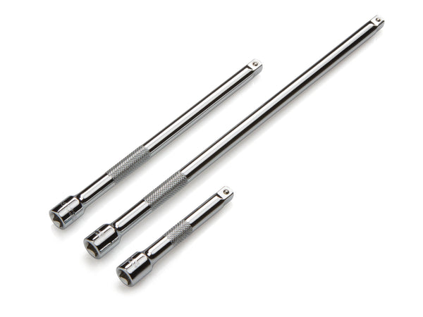 TEKTON 1596 1/4-Inch Drive Extension Bar Set, 3-Piece