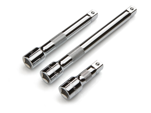 TEKTON 1606 1/2-Inch Drive Extension Bar Set, 3-Piece