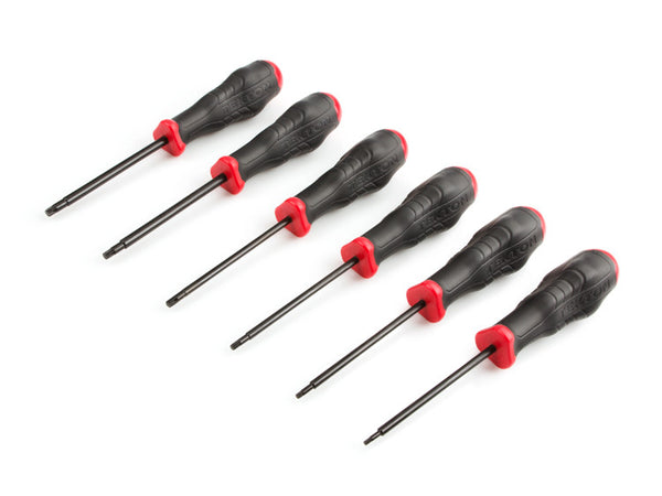Tekton 26905 6 Pc Torx Screwdriver Set