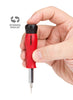 Tekton 2830 Precision Bit and Driver Kit for Electronic and Small Devices