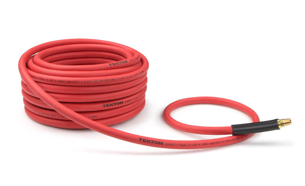 Tekton 46137 3/8-Inch I.D. by 50-Foot 300 PSI Hybrid Air Hose