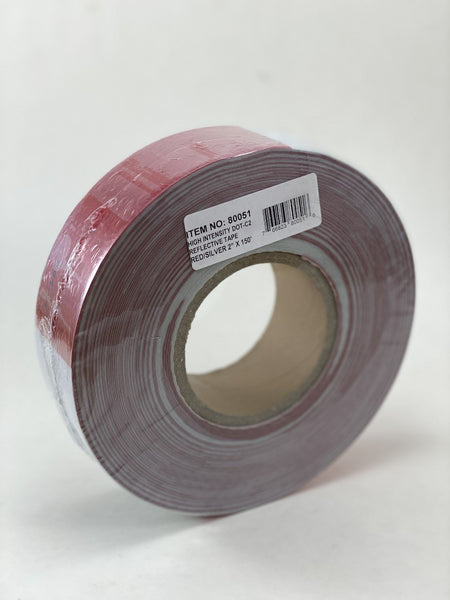 "Boxer 80051 2"" x 150' DOT Reflective Conspicuity Tape"