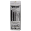 Wilde USA 5-Piece Screw Extractor Set (Small Sizes), #90
