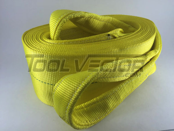 "Boxer 98630R 6"" x 30' USA Tow Strap, 48000 lb Rated"