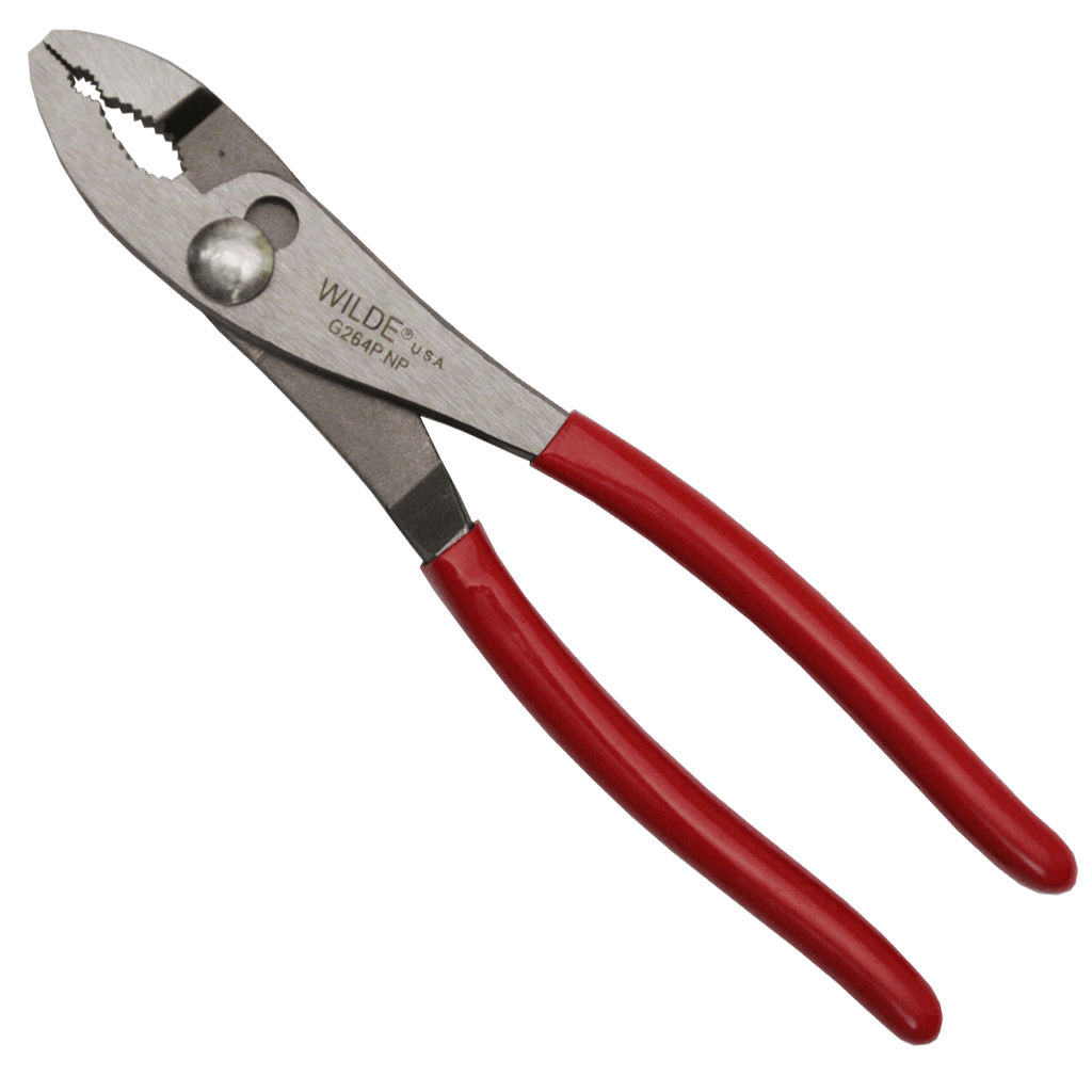 "Wilde USA 10"" Combination Slip Joint Pliers, G264P"