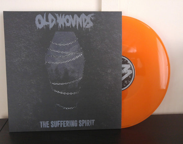"Old Wounds - The Suffering Spirit<br>12"" Vinyl - Elsewhere"