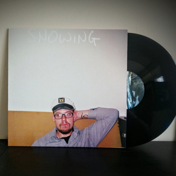 "Snowing - That Time I Sat in a Pile of Chocolate: A Retrospective<br>12"" Vinyl Vinyl LP - Elsewhere"