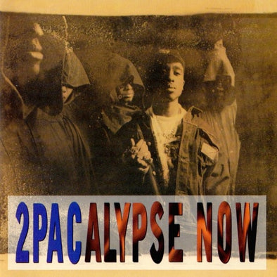 2Pac - 2Pacalypse Now<br>Vinyl LP