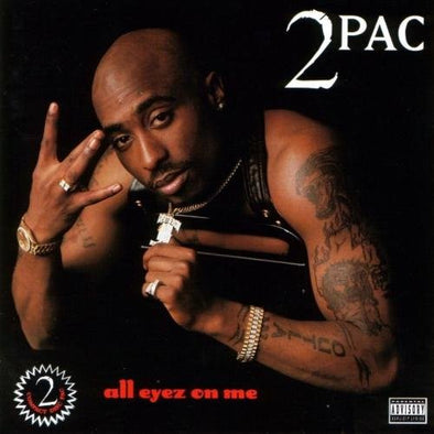 2Pac - All Eyez On Me<br>Vinyl LP