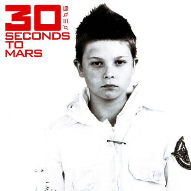 30 Seconds To Mars - 30 Seconds To Mars<br>Vinyl LP - Monkey Boy Records