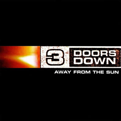 3 Doors Down - Away From The Sun<br>Vinyl LP