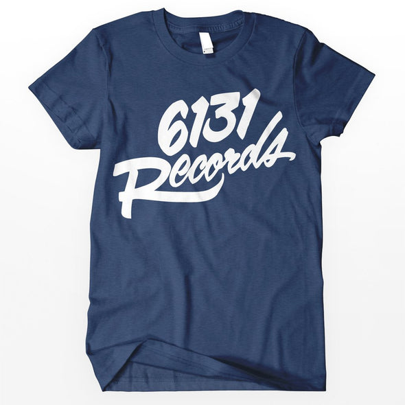 "6131 Records ""Classic"" Shirt - Monkey Boy Records"