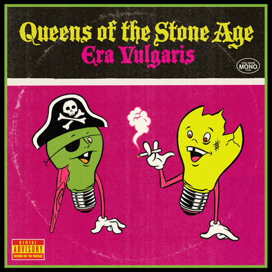 Queens Of The Stone Age - Era Vulgaris (Vinyl Reissue)