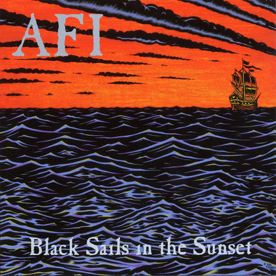 "AFI - Black Sails In The Sunset<br>12"" Vinyl"