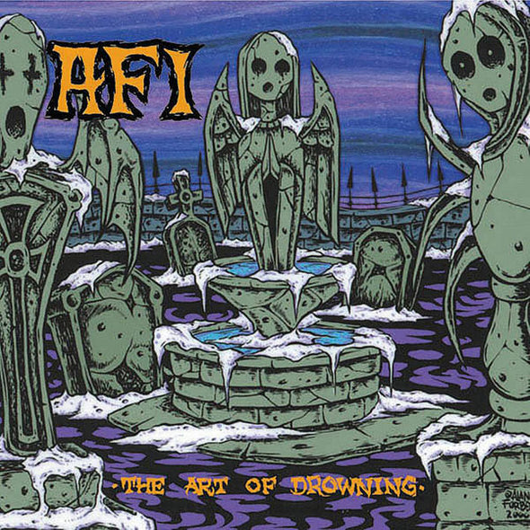 "AFI - The Art Of Drowning<br>12"" Vinyl"