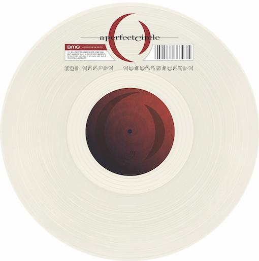 "A Perfect Circle - The Doomed-Disillusioned<br>10"" Vinyl"