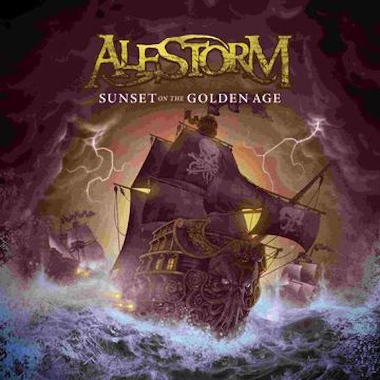 Alestorm - Sunset On The Golden Age [RSD21]