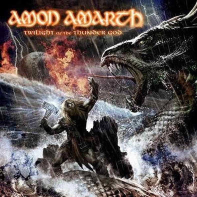 Amon Amarth - Twilight Of The Thunder God<br>Vinyl LP