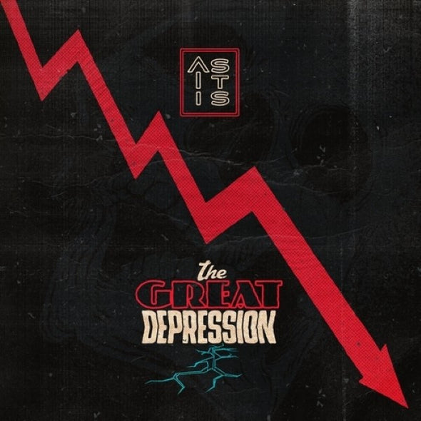 As It Is - The Great Depression<br>Vinyl LP