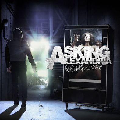 Asking Alexandria - From Death To Destiny<br>Vinyl LP