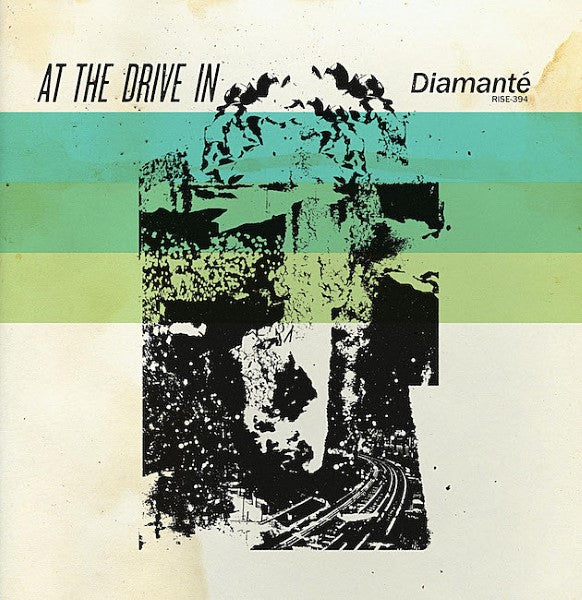 "At The Drive-In - Diamante<br>10"" Vinyl"