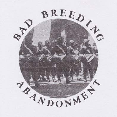 Bad Breeding - Abandonment<br>Vinyl LP
