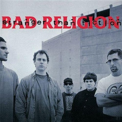 Bad Religion - Stranger Than Fiction<br>Vinyl LP