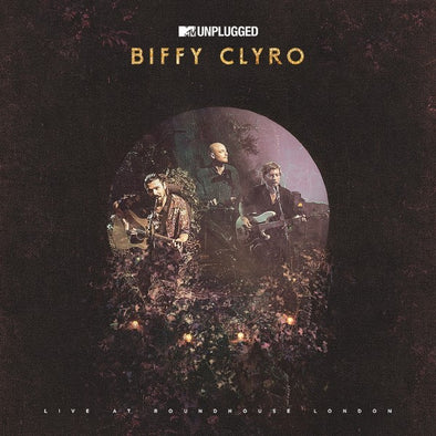 Biffy Clyro - MTV Unplugged (Live At The Roundhouse in London)<br>Vinyl LP