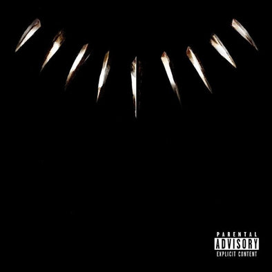 Black Panther: The Album - Various Artist / Kendrick Lamar<br>Vinyl LP