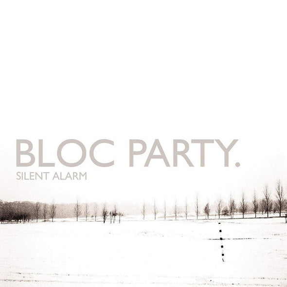 Bloc Party - Silent Alarm Vinyl Reissue