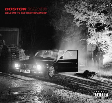 Boston Manor - Welcome To The Neighbourhood